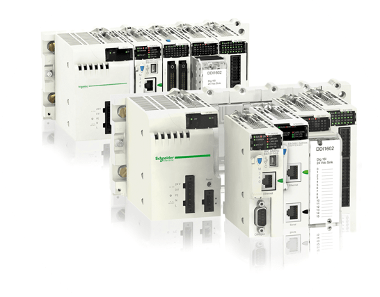 Новая линейка ПЛК Modicon M171, M221, M580 от Schneider Electric